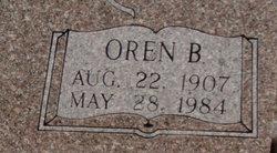Oren B Tucker