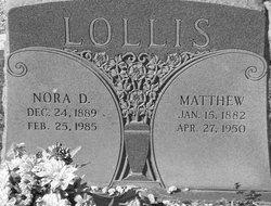Matthew Lollis
