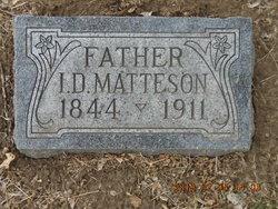 Irving D. Matteson