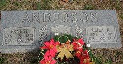 Leila <i>Rowe</i> Anderson