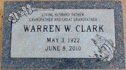 Warren Walker Clark
