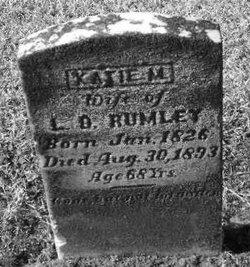 Katie M. Rumley