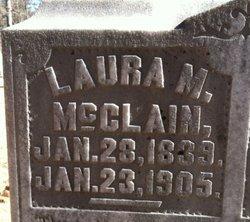 Laura M. McClain
