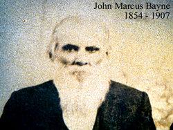 John Marcus Jack Bayne