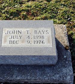John Bays