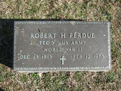 Robert Henry Perdue