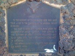 Old LDS Tuba City Church Cemetery