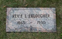 Rev Frank Lewis Erlougher