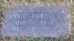Annie Ambrey