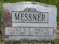 Lucile Virginia <i>Shank</i> Messner