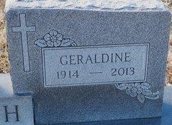 Geraldine (Voth) Jean <i>Rea</i> Haverkamp