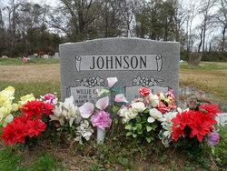 Willie Clay Johnson