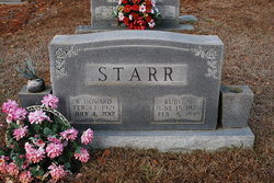 Ruby nutt starr 1929 1999 find a grave memorial