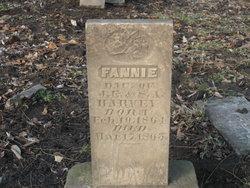 Fannie Harvey