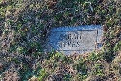 Sarah Ayres
