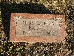 Mary Estella <i>Sullivan</i> Barnes