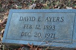 David E Ayres