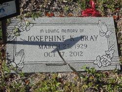 Josephine K Bray
