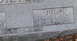 Helen Julie <i>Hugo</i> Dieter