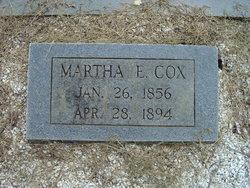 Martha Emiline <i>Cline</i> Cox