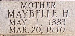 Maybelle <i>Henderson</i> Clark
