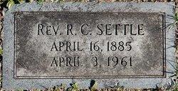 Rev Roy C. Settle