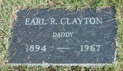 Earl Robinson Clayton