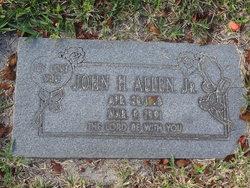John Henry Allen, Jr