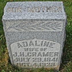 Adaline <i>Shaulis</i> Cramer