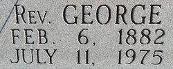 Rev. George Johnson
