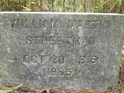 William Martin Streetman