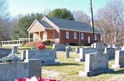 Liberty Hill Primitive Baptist Church Cemetery