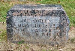 Mary Elizabeth <i>Waggoner</i> Forrester