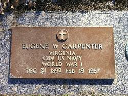 Eugene Wright Carpenter