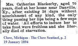 Catherine Rhiney <i>House</i> Blackerby