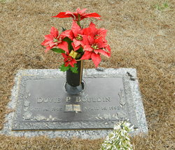 Dovie Mary <i>Patterson</i> Bouldin