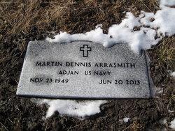 Martin Arrasmith