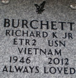 Richard Kirk Rich Burchett, Jr