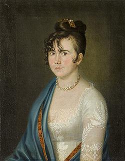 Anna Dorothea <i>Von Ungern-Sternberg</i> Bobrinskoy