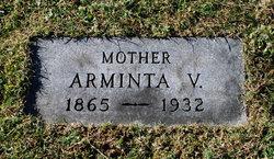 Arminta V <i>Norris</i> Bates