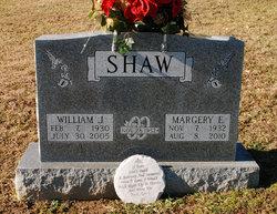 William J Shaw, Jr