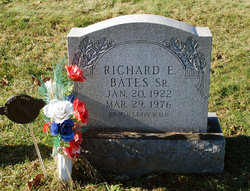 Richard Earl Bates, Sr