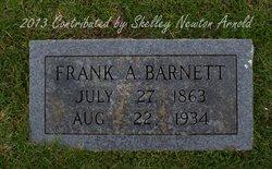 Frank A. Barnett