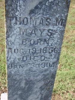 Thomas Mathis Mays
