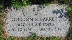 Gordon R. Gerry Barrett
