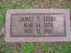 James Thomas Leshe