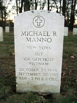 Sgt Michael Ralph Manno