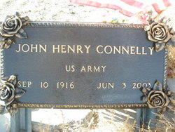John Henry Connelly