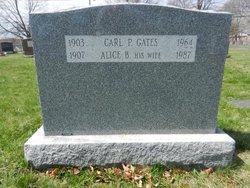 Carl Putnam Gates, Sr