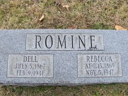 Sarah Rebecca <i>Chapman</i> Romine
